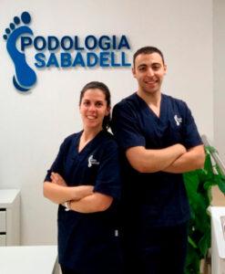 Equipo Podología Sabadell